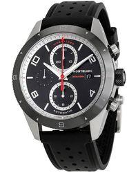 Montblanc - Timewalker Automatic Chronograph Mens Watch - Lyst