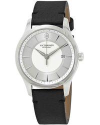 Victorinox Alliance Mens Watch - Metallic