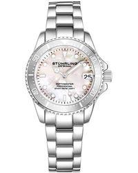 Stuhrling Original Vogue Quartz Ladies Watch - Metallic
