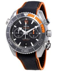 Omega Seamaster Planet Ocean Chronograph Automatic Mens Watch - Multicolor