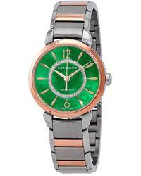 Concord Impresario Quartz Green Mother Of Pearl Dial Ladies Watch