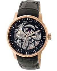 Heritor Men's Ryder Watch - Multicolour