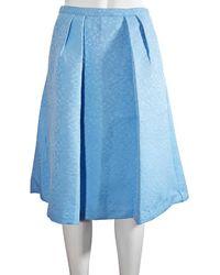 Essentiel Antwerp Ladies Light Blue s-skirt Light Blue