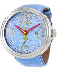 Jacob & Co Jacob And Co. Valentin Yudashkin Blue Dial Diamond Mens Watch -072