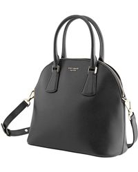 Kate Spade Sylvia Multicolour Dome Satchel - Black