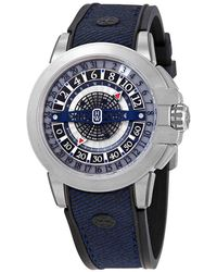 Harry Winston Project Z12 Automatic Mens Limited Edition Watch - Blue