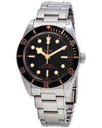 Tudor Black Bay Fifty-eight Automatic Black Dial Mens Stainless Steel Watch -0001 - Multicolour