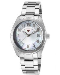 Swiss Legend Sea Breeze Ladies Watch 16003sm-02 - Metallic