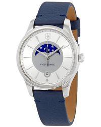 Victorinox Alliance Small Silver Dial Ladies Watch - Metallic