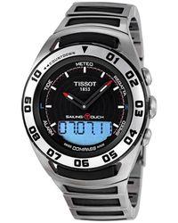 Tissot Sailing Touch Chronograph Watch T0564202105100 - Multicolour