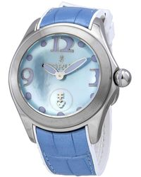 Corum Bubble Blue Dial Unisex Watch  Pn05