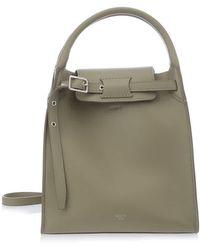 Celine Ladies Sage Top Handle Bag - Multicolour