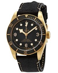 Tudor Pre-owned Black Bay Bronze Automatic Mens Watch -0001