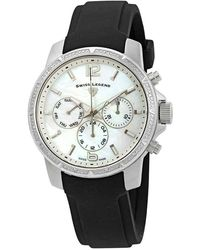Swiss Legend Legasea Ladies Watch 16527sm-02 - Black