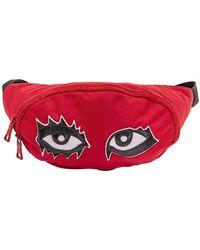 Haculla Mens Red Eyes Bum Bag