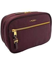 Tumi Voyageur Yima Cosmetic Pouch - Purple