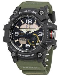 G-Shock Master Of G Digital Mens Watch -1A3 - Black