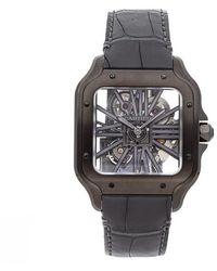 Cartier Automatic Mens Watch - Black