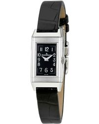 Jaeger-lecoultre Reverso One Reedition Ladies Watch - Black