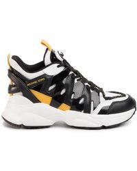 Michael Kors Hero Colorblock Sneakers, Brand - Multicolor