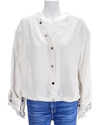 3.1 Phillip Lim - Ladies Asymmetric Draped Jacket - Lyst