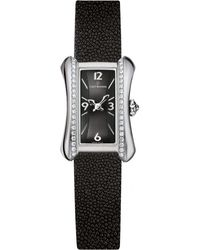 Carl F. Bucherer Alacria Ladies Watch - Black