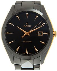 Rado Hyperchrome Automatic Black Dial Mens Watch