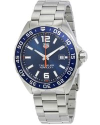 Tag Heuer Formula 1 Blue Dial Mens Watch