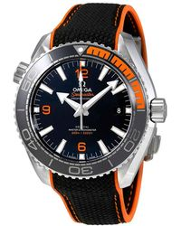 Omega Seamaster Planet Ocean Automatic Mens Watch - Black