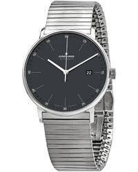 Junghans Form A Automatic Anthricite Dial Watch - Metallic