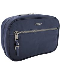 Tumi Voyageur Yima Cosmetic Pouch - Blue