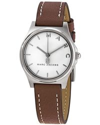 Marc Jacobs - Quartz White Dial Ladies Watch - Lyst