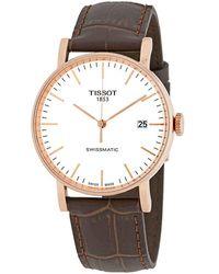 Tissot - Everytime Swissmatic Automatic Mens Watch - Lyst