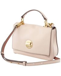 Coccinelle Beige  Handbags - Natural