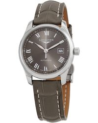 Longines Master Collection Automatic Watch - Metallic