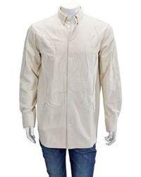 Etudes Studio Nevada Western Shirt, Brand - White
