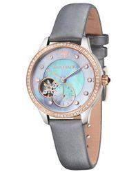 Thomas Earnshaw Lady Australis Automatic Ladi Watch -8029-05 - Metallic