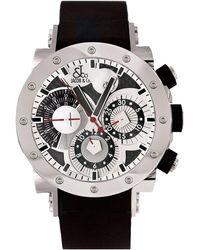 Jacob & Co Epic Ii Limited Edition Automatic Chronograph Watch - Metallic