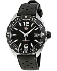 Tag Heuer Formula One Black Dial Mens Watch
