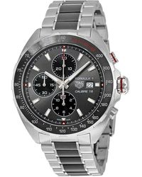 Tag Heuer Formula 1 Automatic Chronograph Mens Watch - Metallic