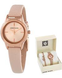 Anne Klein Quartz Ladies Watch - Metallic