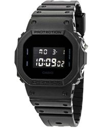 G-Shock G-shock Mens Digital Watch -5600bb-1cr - Black