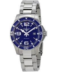 Longines Hydroconquest Automatic Blue Dial 44 Mm Mens Watch