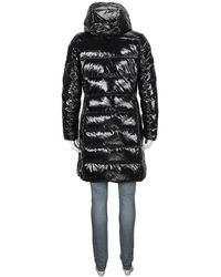 Michael Kors Ladies Black Quilted Nylon Puffer Coat, Brand
