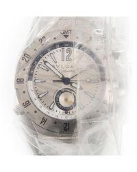 BVLGARI Diagono Professional Aria Mens Watch - Metallic