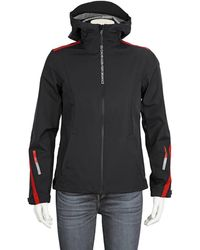 Calvin Klein Galaxy 2-in-1 Woven Jacket - Black