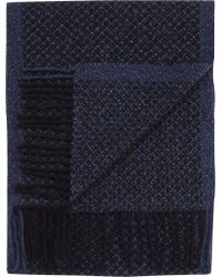 Jos. A. Bank - Wool & Cashmere Knit Scarf Clearance - Lyst