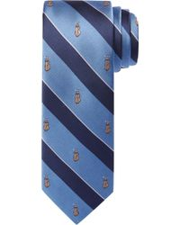 Jos. A. Bank - 1905 Collection Golf Bag Stripe Tie - Lyst