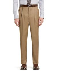 Jos. A. Bank - Signature Gold Collection Traditional Fit Dress Pants - Lyst