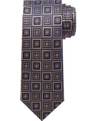 Jos. A. Bank | Reserve Collection Medallion Geo Grid Tie | Lyst